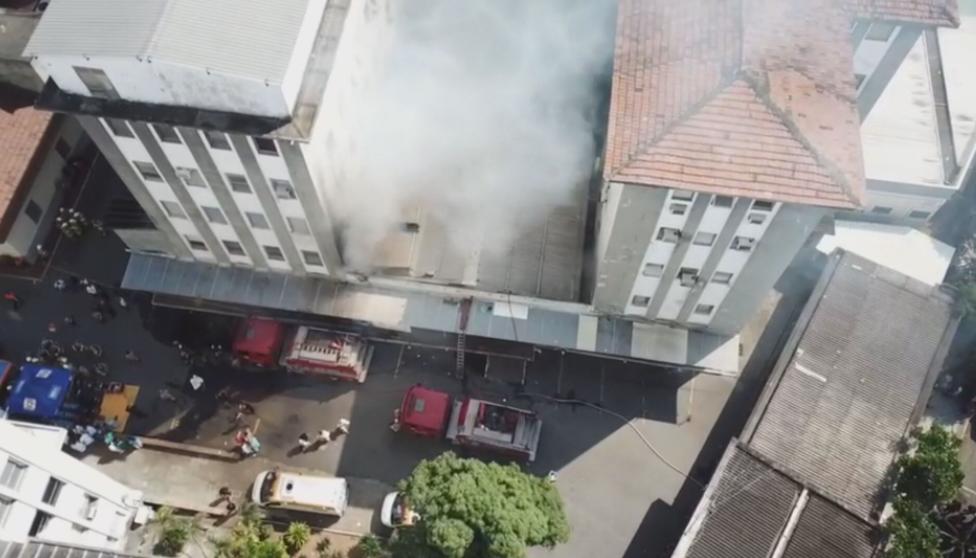 Diretora do hospital de Bonsucesso alertou para risco de tragédia